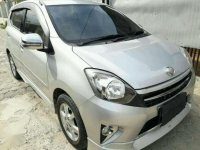 Toyota Agya G TRD Metic 2014 Be kotamadya