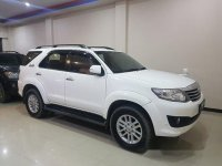2012 Toyota Fortuner Automatic