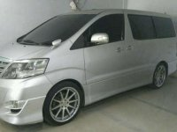 Toyota Alphard Type V Teather 2008