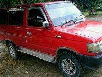 Toyota Kijang Komando KF 50 1986