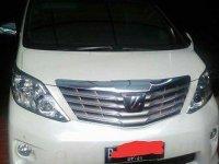 Toyota Alphard 2011 Minivan