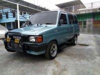 Toyota Kijang SSX 1989 Minivan