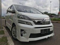 Toyota Vellfire ZG 2014 Wagon