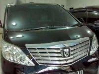 Toyota Alphard 2.4 G AT tahun 2010
