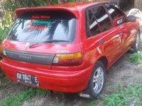 Toyota Starlet Merah 1990