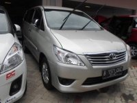 Toyota Kijang Innova 2.0 E 2013