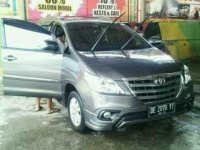 Toyota Innova G Luxury 2014