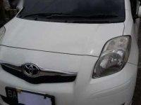 Toyota Yaris Tahun 2011 Putih