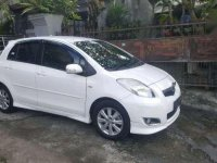 Toyota Yaris S 2010 manual