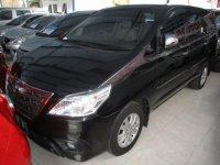 Toyota Kijang Innova 2.5G 2013 MPV
