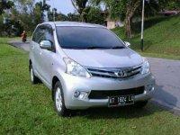 Toyota Avanza G 2013 Silver