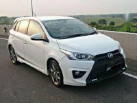 Toyota Yaris trd sportivo A/t 2014