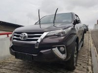2018 Toyota Fortuner All New VRZ