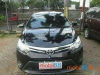 Toyota Vios G 2014 Gahar Gan Pemakaian Wajar, Surat Lengkap, Siap Jalan Jauh