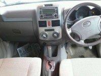 Toyota Rush S 2010 matik Silver Goceng saja Boz