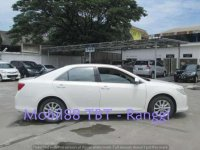Toyota Camry G 2.5 Matic 2013