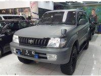 Jual mobil Toyota Land Cruiser Prado 2002 Jawa Barat