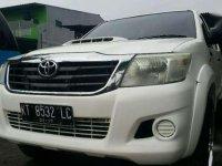 Toyota Hilux 2.5 tipe E 2012