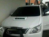 Toyota Innova diesel luxury 2013