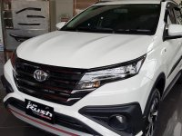 Jual cepat 2018 Toyota Rush All New TRD Sportivo