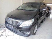 Toyota Kijang Innova 2.0E 2011 MPV