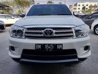 Toyota Fortuner G Lux 2010