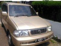 Toyota Kijang LGX-D 2001 MPV