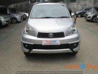Toyota Rush S TRD 2014 SILVER METALIK Biar Ngga Keujanan Nih Gan