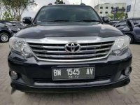 Toyota Fortuner G diesel manual 2012 bm kota km low ISTIMEWA