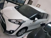 Toyota Sienta G Automatic 2016 Putih