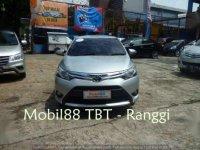 Toyota Vios G AT 2013 Silver Metalik Harga Menarik Promo IMLEK Cilandak