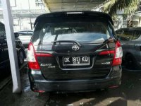 Toyota Innova 2013 hitam manual