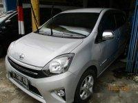 Toyota Agya G 2014 Hatchback