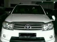 Toyota Fortuner G TRD 2011 SUV