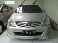 Toyota Kijang Innova 2.5G 2009