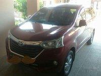Jual Toyota Avanza G AT 2015
