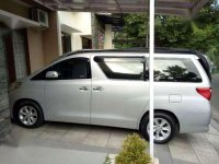 Toyota Alphard Q 3.5 2012