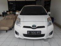 Toyota Yaris E 2013 Hatchback