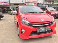 Toyota Agya Trd S 2016 A/T Full Red Mantap Abis Jok Bersih!