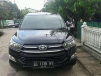 Toyota Innova G manual Luxury 2017 Hitam