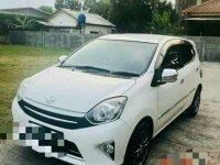 Toyota Agya Trd S 2016 manual putih asli Bali / Gusti