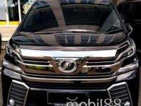 Toyota Vellfire Z 2.5 AT 2015