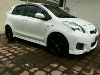 Toyota Yaris E  2012 Putih Manual