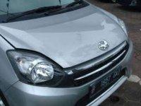 Toyota Agya G AT 2015 Putih Silver Metalik