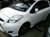 Toyota Yaris S AT Putih 2011