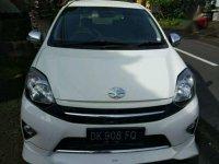 Toyota Agya Putih Trd S 2014 teman Ayla//Ayu