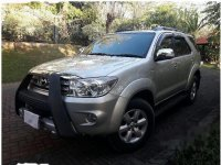 Toyota Fortuner G 2009 s