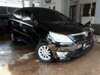 Toyota Model New Innova G Diesel 2011 AT