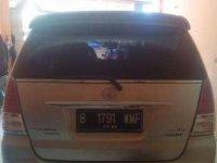 Toyota Kijang Innova G 2010 MPV