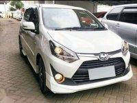 Toyota Agya 1.2 G Manual 2018